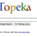 Topeka.com the new Google.com