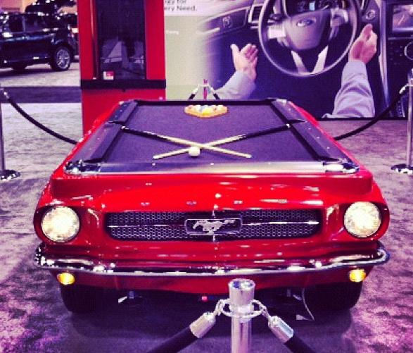 Denver Auto Show And Ford