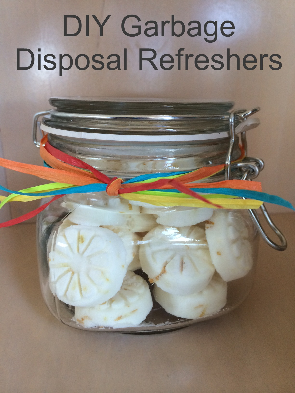 DIY Garbage Disposal Refreshers