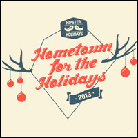 93.3 KTCL's Hometown for the Holidays HTFTH 2013 Logo