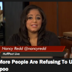 Talking About Not Using Shampoo on Huffington Post Live