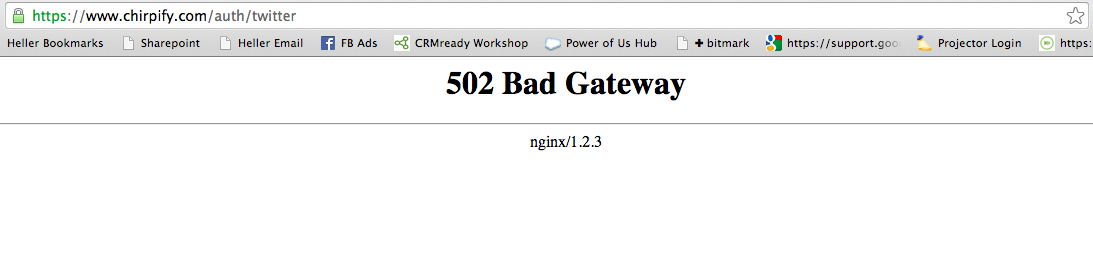 Chirpify Bad Website #sendmeoreo