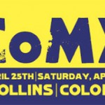FoCoMX 6 – April 25th and 26th, 2014