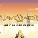 Navigator – A Fun, Geeky, Addictive Video Game Set to Chemistry Club's Music