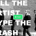 Kill the Artist Hype the Trash – Wiredogs EP