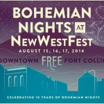 Review of the 10th Annual Bohemian Nights at New West Fest – #FoCoMusic