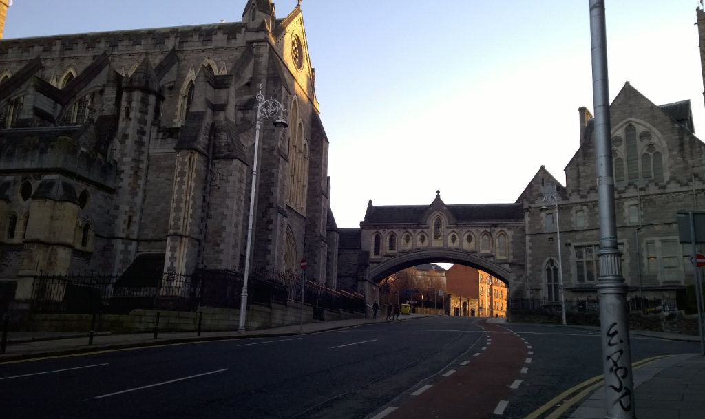 Christ Church Cathedral and Dublinia Museum