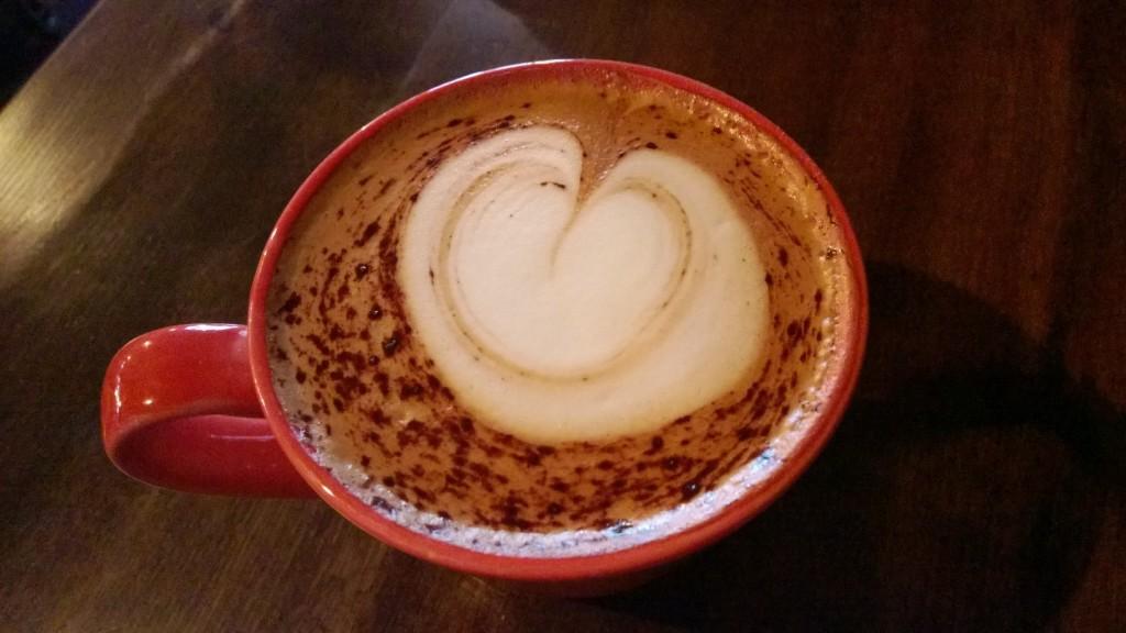 Taste CO, Dublin Ireland Cappuccino