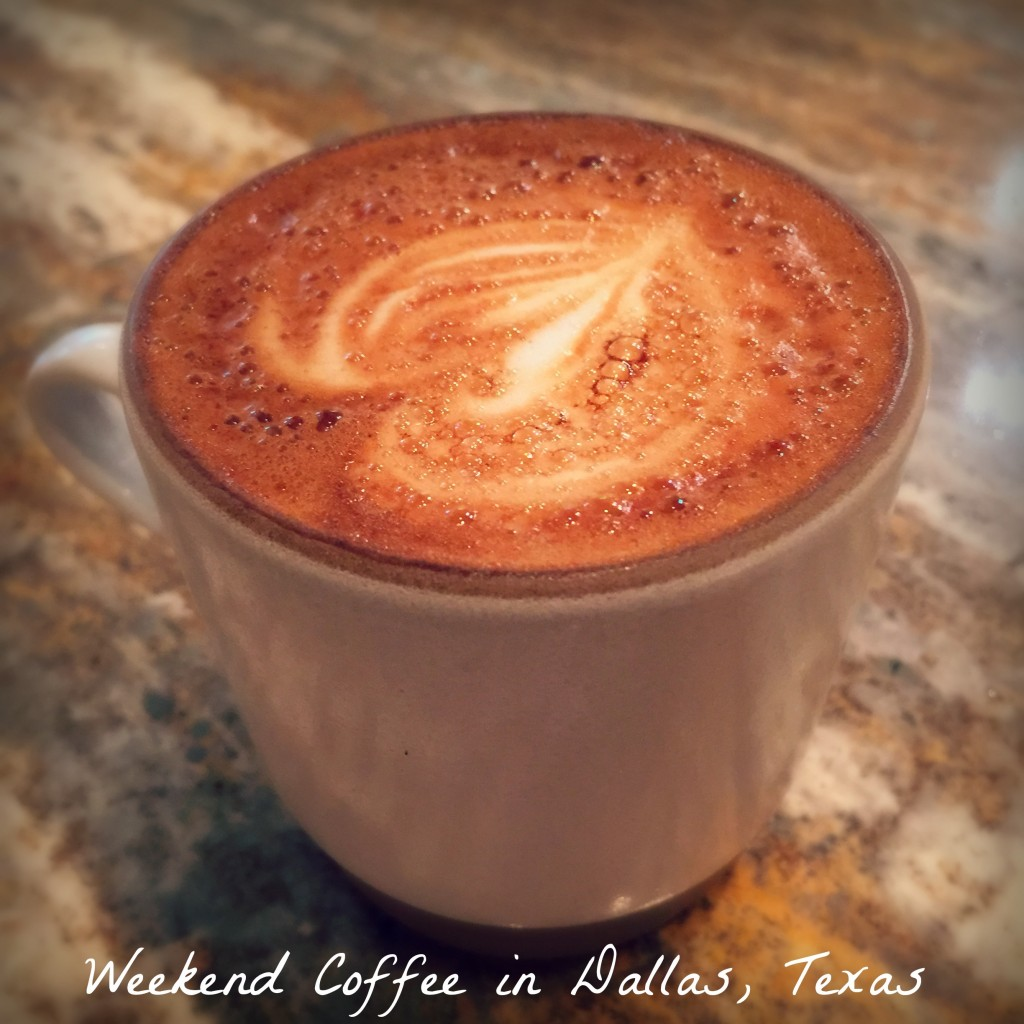 Weekend Coffee - Dallas, Texas