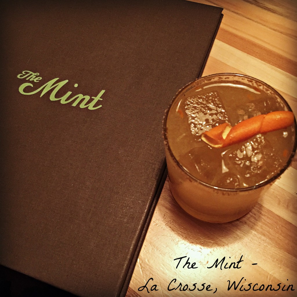 The Mint Drink and Menu - La Crosse Wisconsin