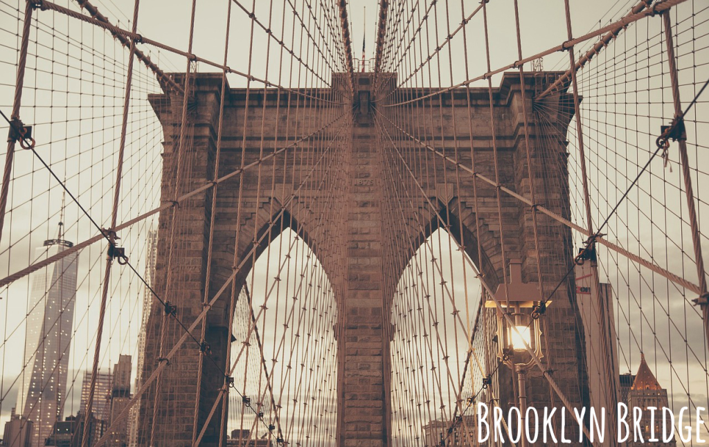 Brooklyn Bridge - NYC - #ProjectHustle