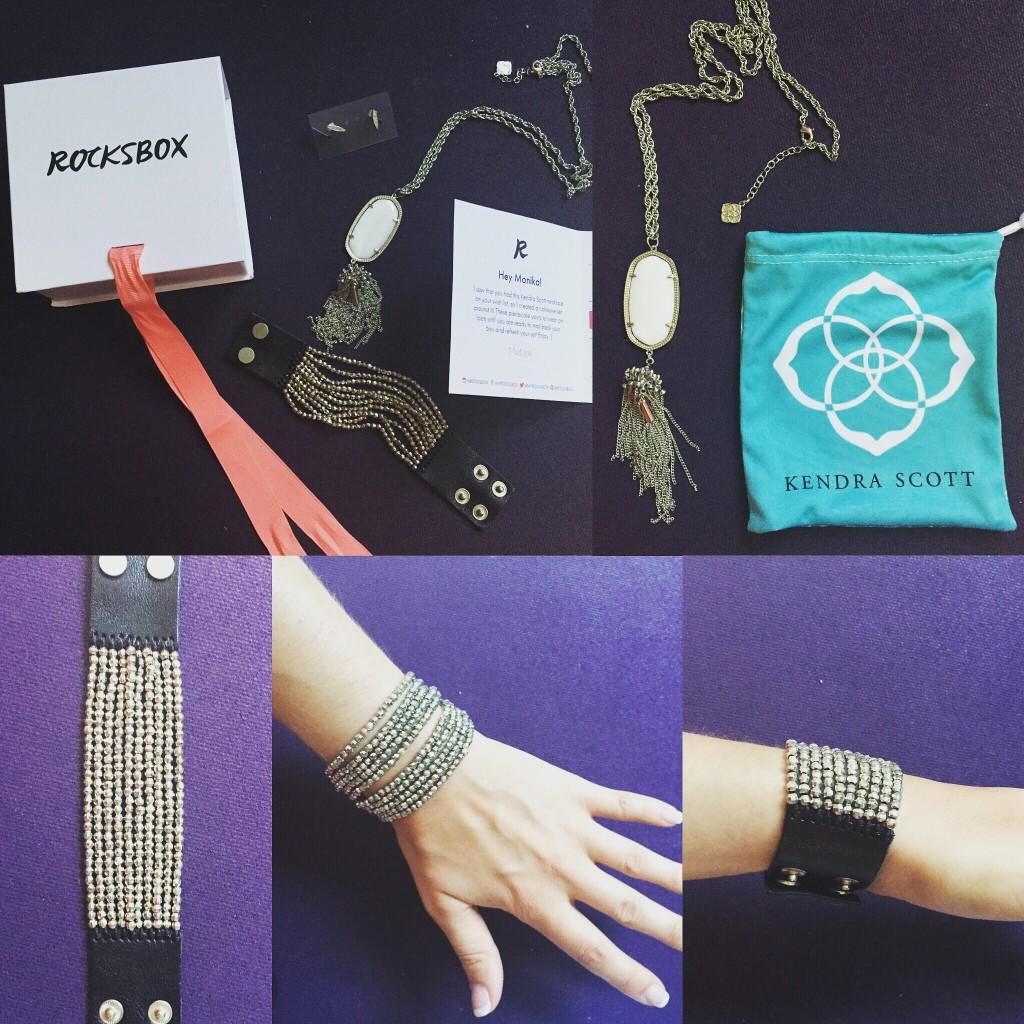 MonikaRun's First Rocksbox Jewelry Box