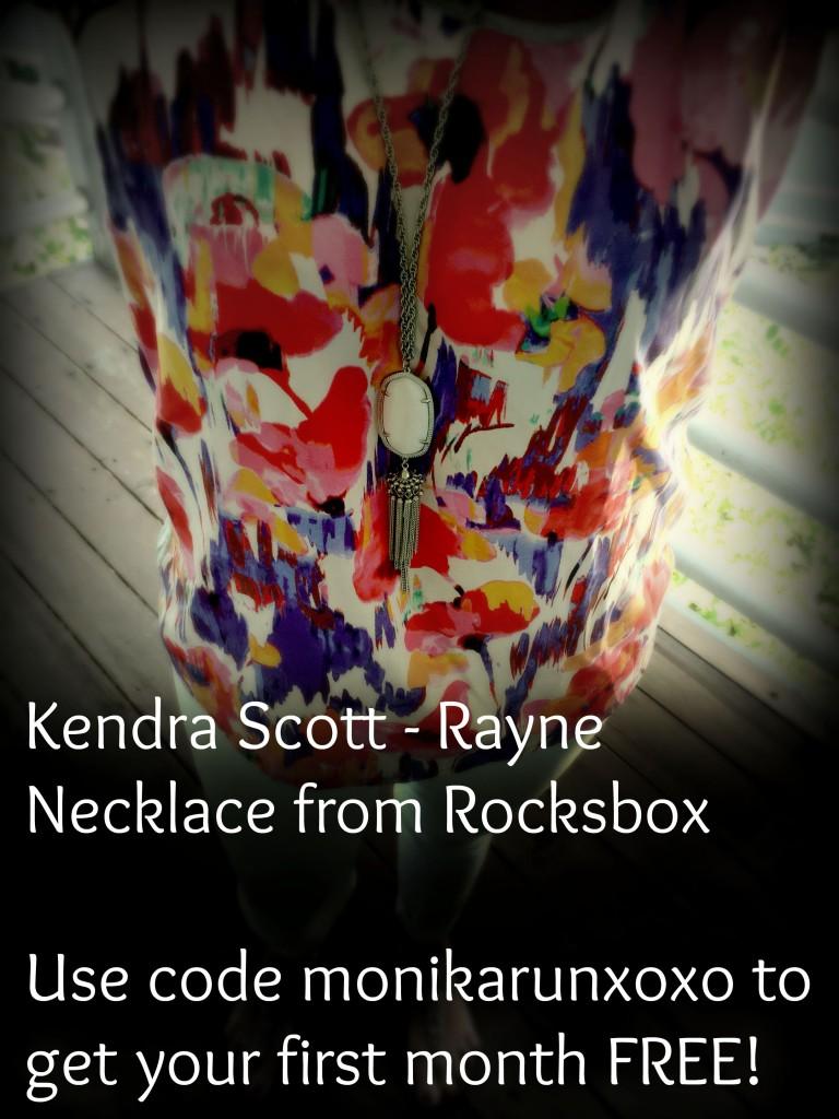 Kendra Scott Rayne Necklace