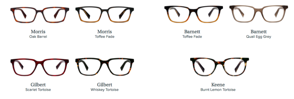 Warby Parker Fall Collection 2015 Selections - 2