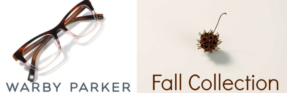 Warby Parker - Fall Collection 2015