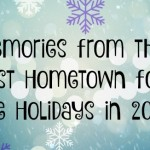 Memories of the First Hometown for the Holidays Event in 2006 #HTftH