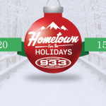 93.3 KTCL's Hometown for the Holidays 2015 #HTftH2015