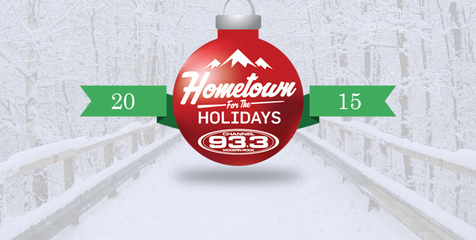 Hometown for the Holidays HTFTH 2015
