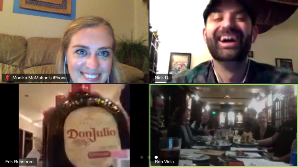 SpokesBUZZ Monthly Board Meeting - Video from Mexico!