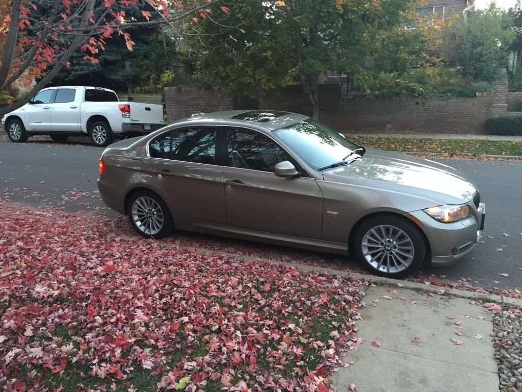 Monika's 2011 BMW 335xi - want to buy?