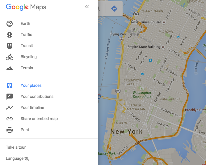 Creating a Personal Google Map - Step 2