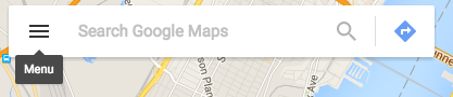 Creating a Personal Google Map - Step 1